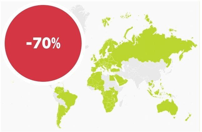 [TomTom] 70% auf das Weltkarten-Abo