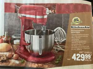Kitchenaid 5KSM7591X Bestpreis(?!)