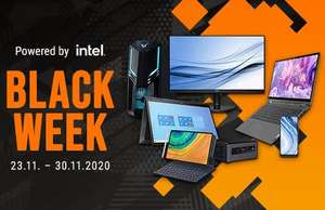 NBB Black Week: weitere Beispiele für Beamer, Drucker, Monitore, Netzwerk, Notebooks, Hardware, PCs, Smart Home, Software & Zubehör
