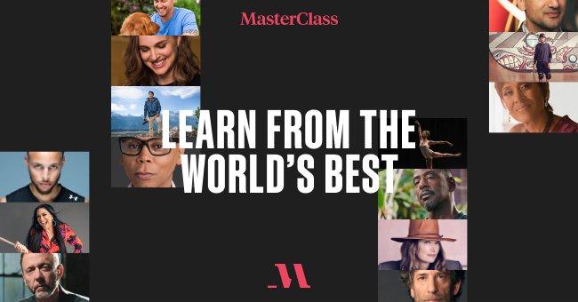 2 für 1 bei masterclass.com
