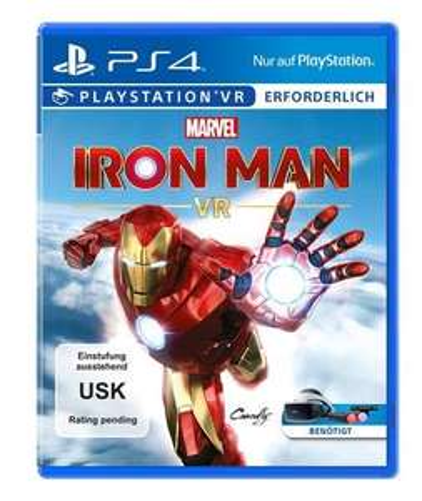 [lokal Ibbenbüren] Marvel Iron Man VR(PS4)