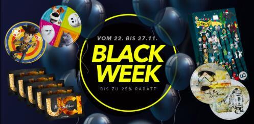 UCI Black Week / Kino - UCI Kinowelt Gutscheine, Adventskalender