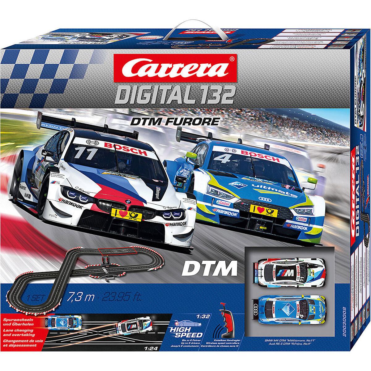 Carrera Digital 132 Startpackung DTM-Furore (30008) bei Galeria.de