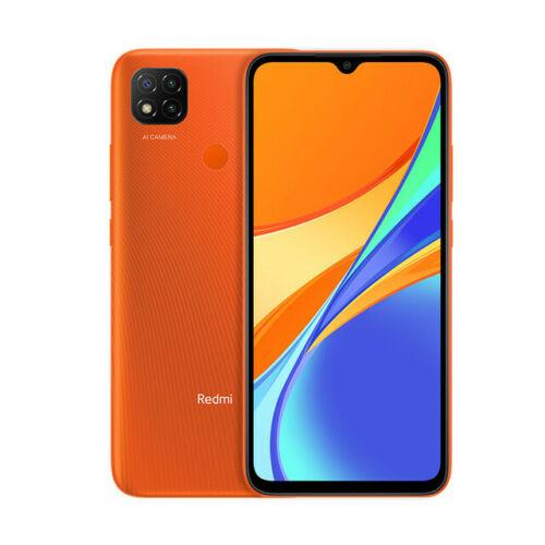 "Xiaomi Redmi 9C Smartphone 6,53"" (3 GB Variante mit 64 GB Speicher!) 13MP Kamera, 5000 mAh Akku in Orange | Amazon.es 109€ (alle Farben)"