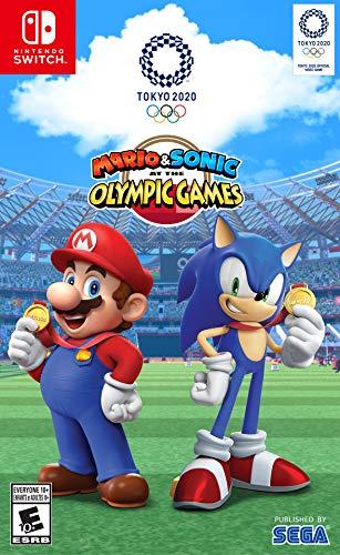 [Amazon.com] Mario & Sonic bei den Olympischen Spielen Tokyo 2020 - Nintendo Switch - digital ist günstiger