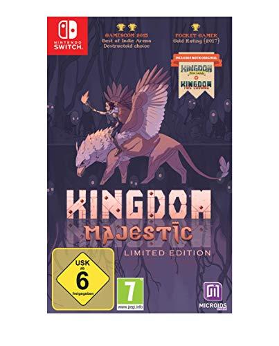 [Amazon] Kingdom Majestic - Limited Edition (Nintendo Switch) für 18.99€