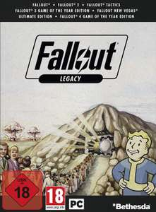 Fallout legacy collection bei Abholung