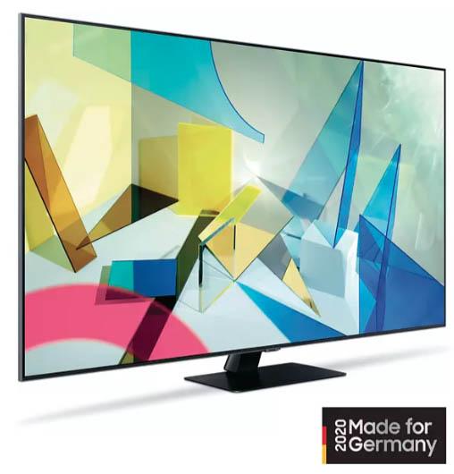 SAMSUNG GQ55Q82T QLED TV Q80T 4K UHD TV bei MediaMark Lokal und Online