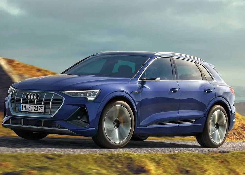 Privatleasing: Audi e-tron quattro / 313 PS (konfigurierbar) für 392€ (eff 424€) monatlich - LF: 0,57