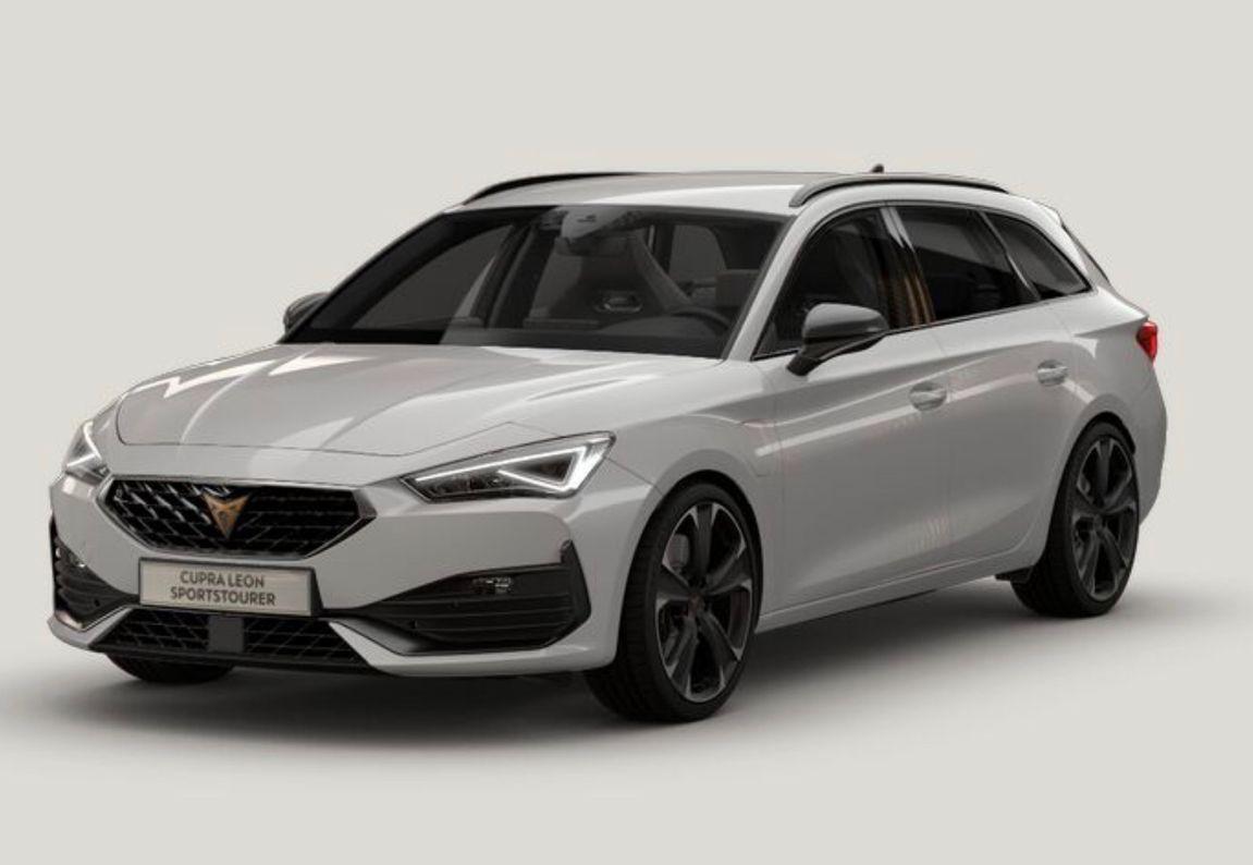 Privatleasing: Cupra Leon (Sportstourer) e-Hybrid / 245PS für 132€ (eff 169€) monatlich - LF: 0,32
