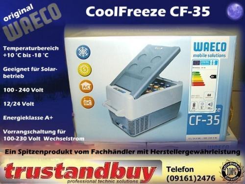 Kompressor - Kühlbox Waeco CF 35