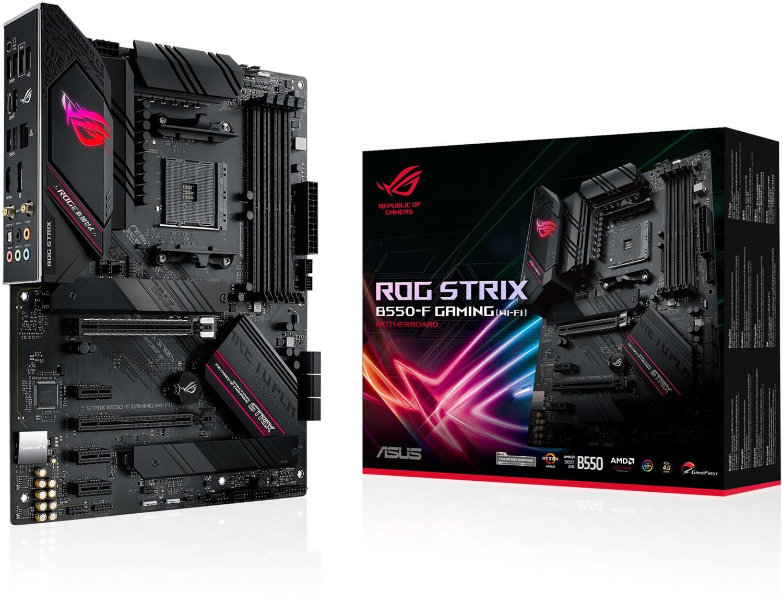 Asus Mainboard ROG Strix B550-F Gaming (WI-FI)