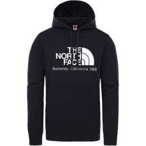 (SportScheck) The North Face Berkeley California Hoodie tnf-black (S bis XL)