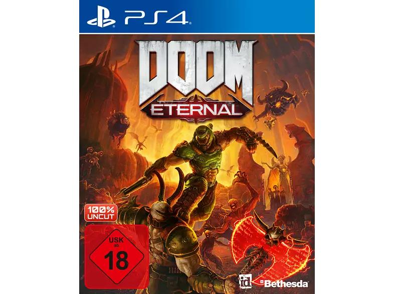 [Media Markt & Saturn Abholung] Doom: Eternal für PS4 / Xbox One / PC / Next-Gen-Upgrade