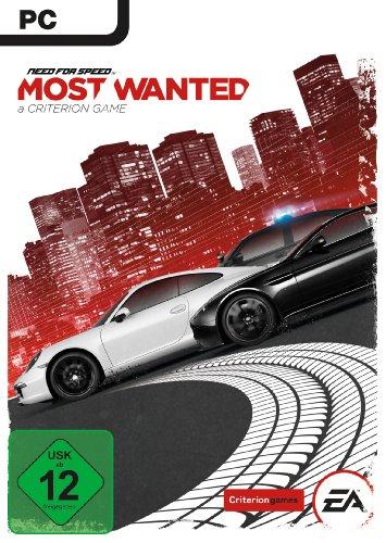 [Amazon] Need for Speed: Most Wanted für nur 1,60 € [PC Code - Origin]