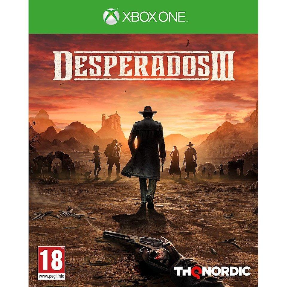 Desperados 3 (Xbox One) für 18,95€ (Coolshop)