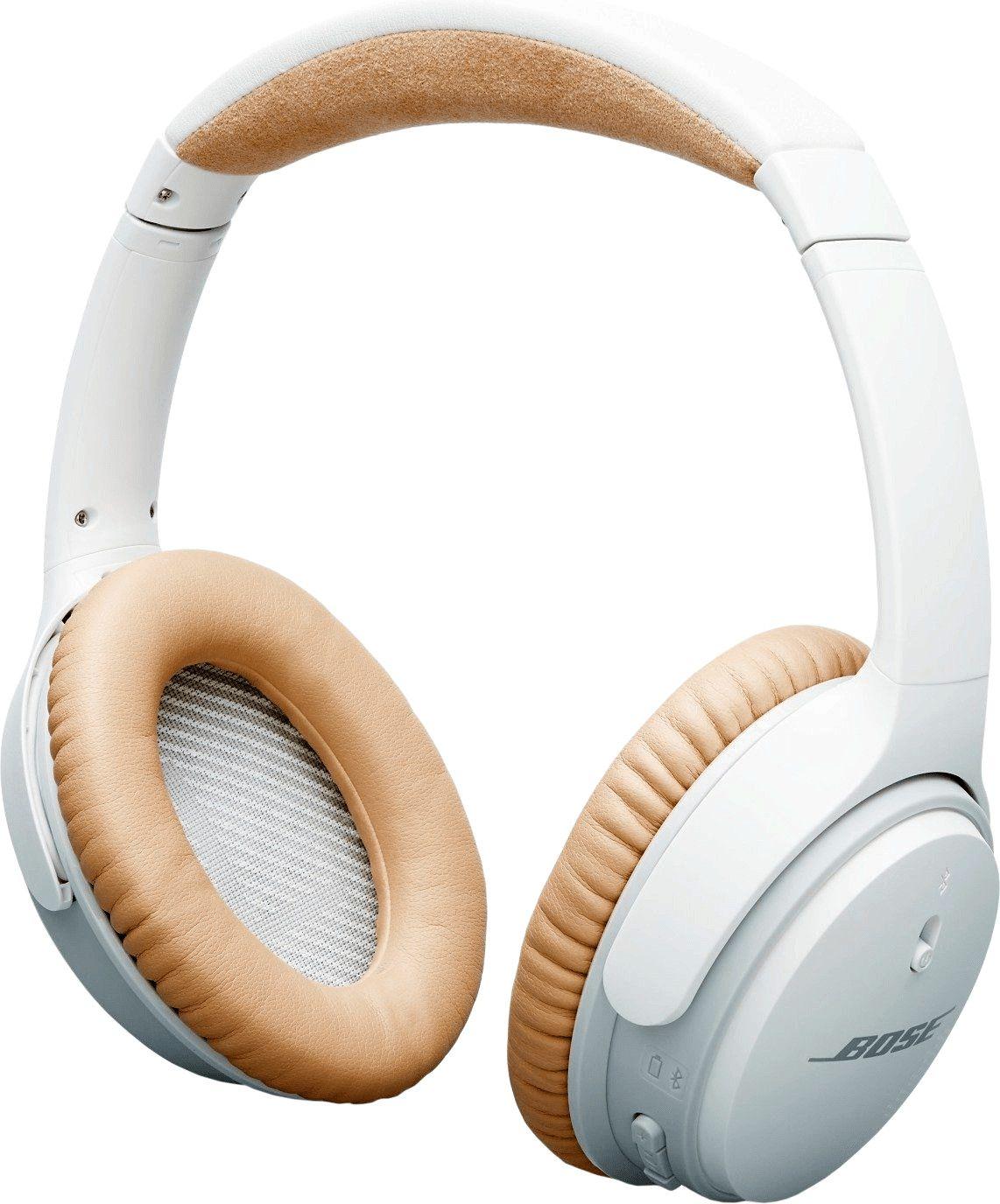 BOSE SoundLink around-ear wireless headphones II, Over-ear Kopfhörer Bluetooth Weiß [Saturn & Mediamarkt]