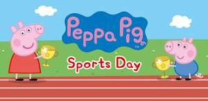 [Android & iOS] Peppa Pig: Sporttag