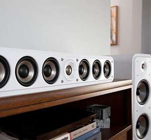 [Amazon] Polk Audio Signature S35E Center Lautsprecher 20 - 150 Watt