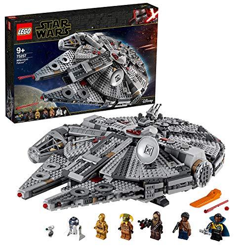 [Vorbestellung] Star Wars - Millennium Falcon 75257 - 104,90€ | gratis Versand ab 49€