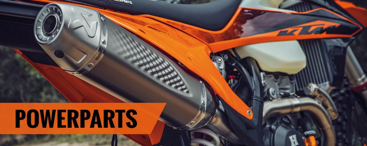 Orange Days bei KTM-Shop24.de - 15% auf ALLES | Motorrad