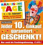 [Lokal] Frey Wohnen Cham / Weiden - Jeder 10. Einkauf geschenkt