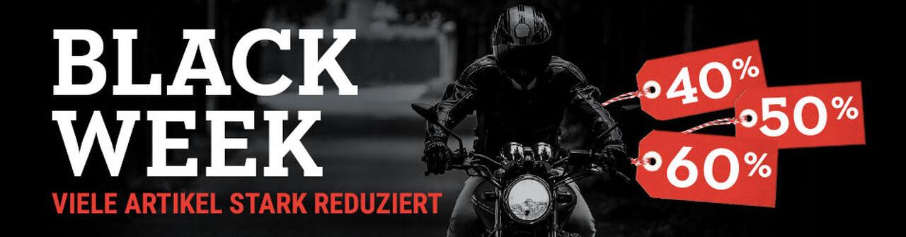 POLO Motorrad: Black Week