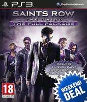 Saints Row: The Third für PS3 und XBOX @ gameware ab 19,99€ - 26,99€ inkl. VSK - AT Pegi Version