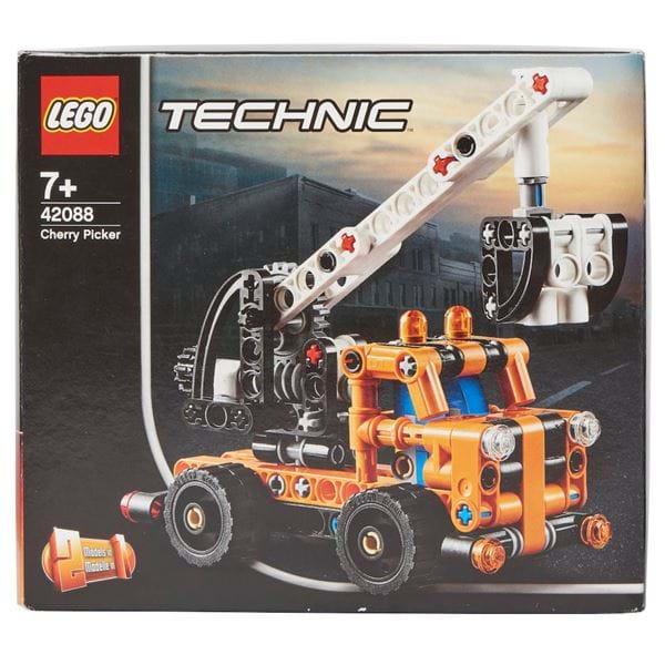 Lego™ - Technic: Hubarbeitsbühne (42088 / 155 Teile) für €4,99 [@Rusta Lokal]
