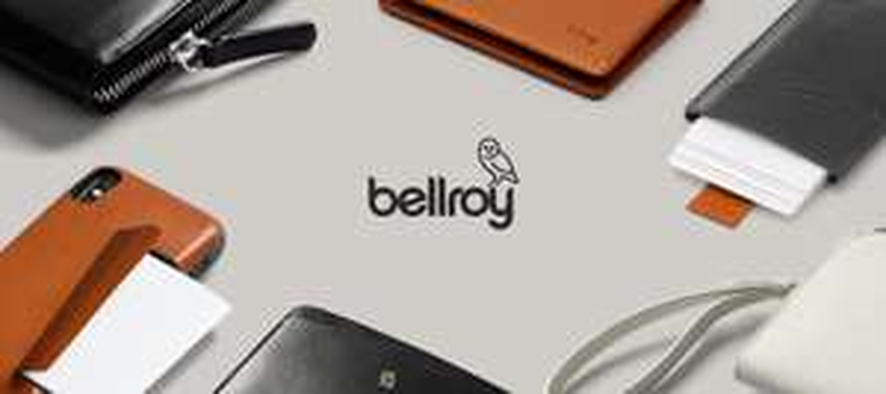 Bellroy Black Friday Sale 20€ (ab 75) oder 60€ (ab 200)