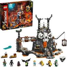 LEGO 71722 Ninjago Verlies des Totenkopfmagiers zum Top-Preis bei Alternate