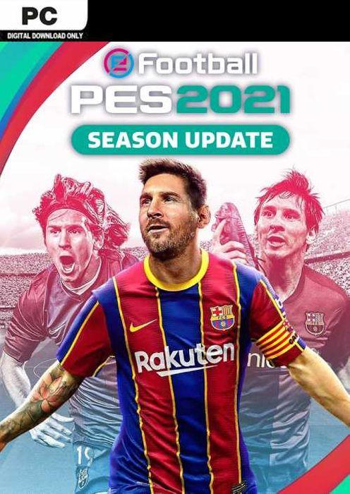 eFootball PES 2021 Season Update (Steam PC) 11,29 € @ CDKeys