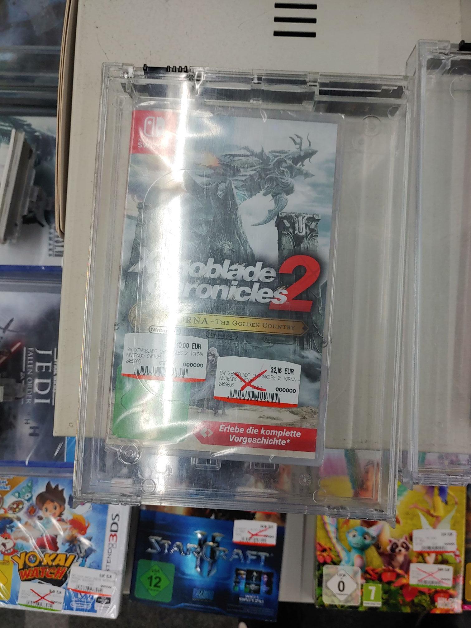 Media Markt Lokal Saarlouis Nintendo Switch Xenoblade Chronicles 2 Torna