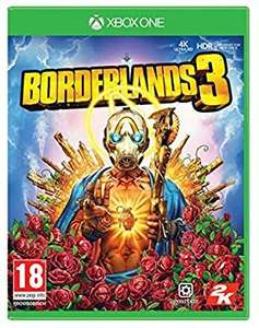 Borderlands 3 Xbox One (AT PEGI) bei Amazon