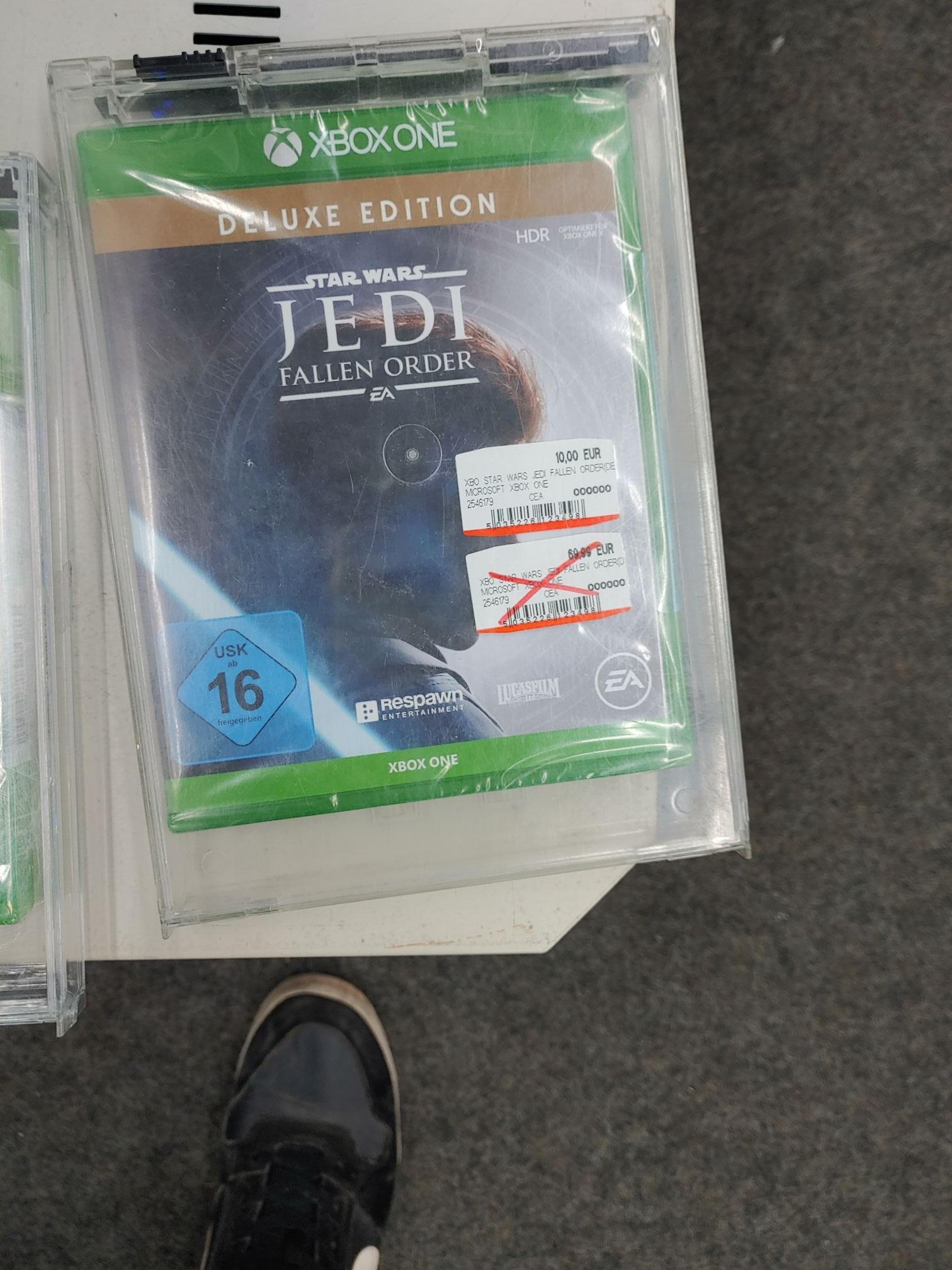 Media Markt Saarlouis Xbox One / Series Star Wars Jedi Fallen Order Deluxe Edition