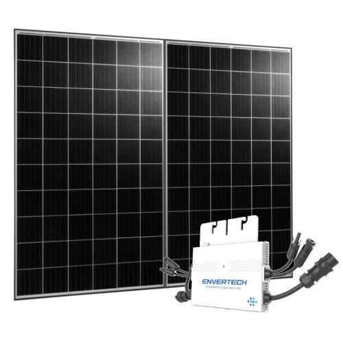 selfPV Komplettpaket 640Wp Balkonkraftwerk