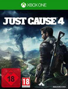 Just Cause 4 (Xbox One) für 3,87€ (Gamestop)