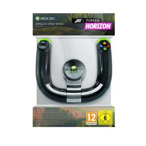 Forza Horizon + Xbox Wireless SpeedWheel