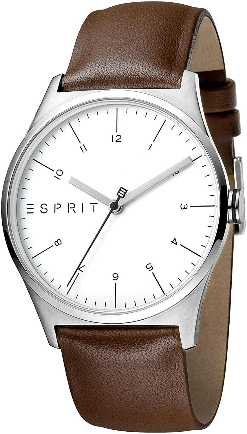 Esprit ES1G034L0015 Uhr Herren 40mm 3ATM