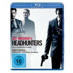 [Amazon] Headhunters [Blu-ray] 9,99€