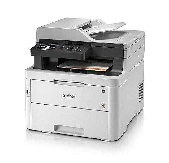 Brother MFC-L3750CDW Farblaserdrucker Scanner Kopierer Fax LAN WLAN
