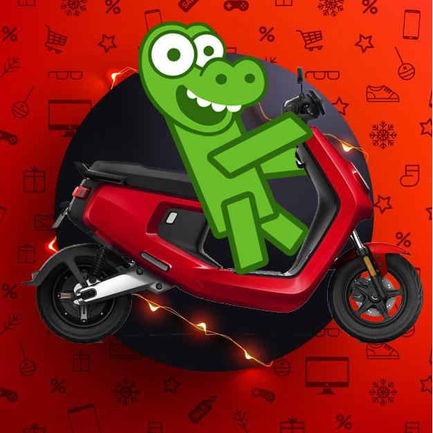 Black Week E-Mobilität Sammelthread [E-Scooter | E-Roller | E-Motorrad | E-Bike | E-Car]