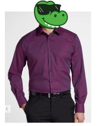 [ETERNA] Black Sale: bis zu -50% auf Hemden und Blusen, zB: Langarm Hemd Comfort Fit