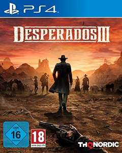 (Prime) Desperados 3 (Playstation 4) Ps4 oder Xbox One bei Amazon oder Gamestop