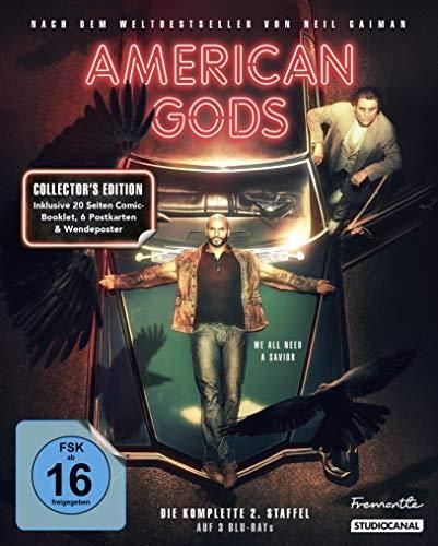 American Gods Staffel 2 Collector's Edition Blu-ray
