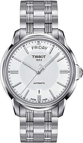 Tissot T-Classic Automatics III Day Date