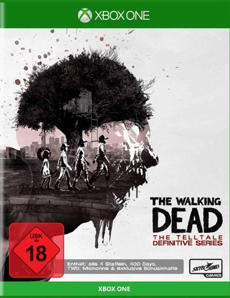 The Walking Dead: The Telltale Definitive Series [Xbox One] [bücher.de]