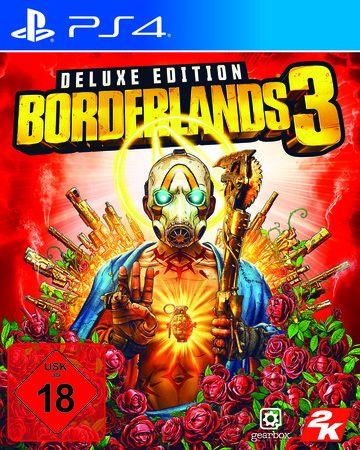 [lokal Bergheim] Borderlands 3Deluxe Edition (PS4)