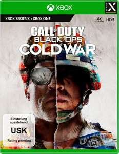 [OTTO] Call of Duty: Black Ops Cold War XBOX Series X und PS5 - Disc Version