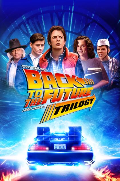 [Itunes US] Zurück in die Zukunft - Trilogie - 4K digitale Filme - nur OV